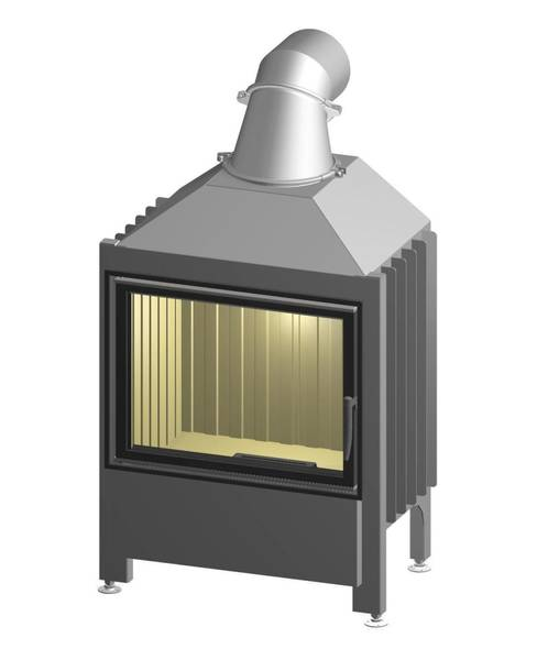 Spartherm Varia 1Vh linear 4s, топка